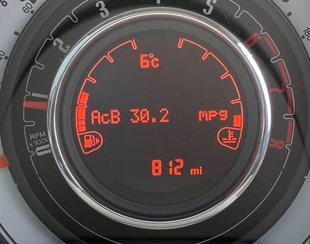 Fiat 500 LOUNGE 20