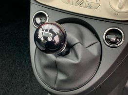 Fiat 500 LOUNGE 30