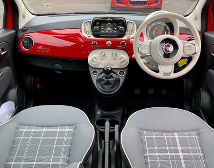 Fiat 500 LOUNGE 2