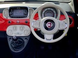 Fiat 500 C LOUNGE 18