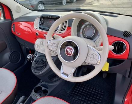 Fiat 500 C LOUNGE 17