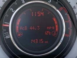 Fiat 500 C LOUNGE 21
