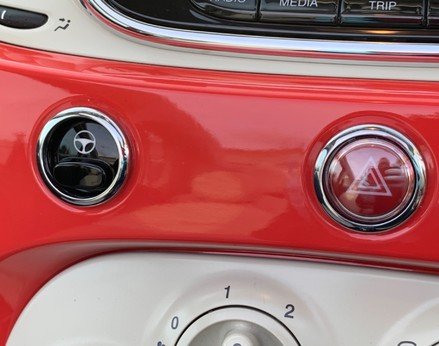 Fiat 500 C LOUNGE 27