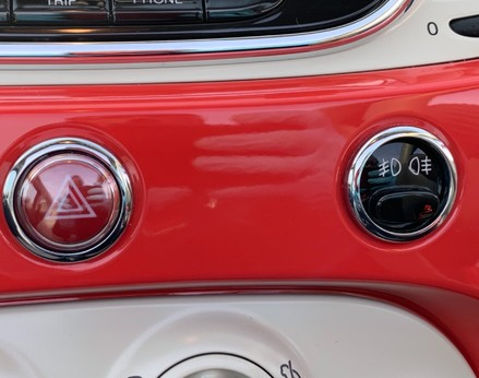 Fiat 500 C LOUNGE 28