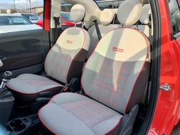 Fiat 500 C LOUNGE 42