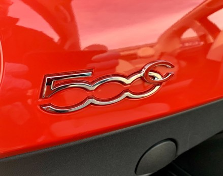 Fiat 500 C LOUNGE 50
