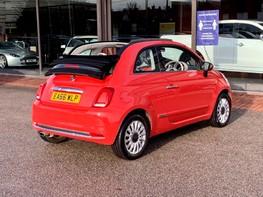 Fiat 500 C LOUNGE 8