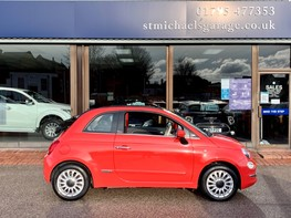 Fiat 500 C LOUNGE 10