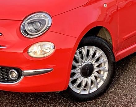 Fiat 500 C LOUNGE 3