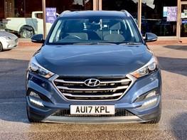 Hyundai Tucson CRDI SE BLUE DRIVE 5