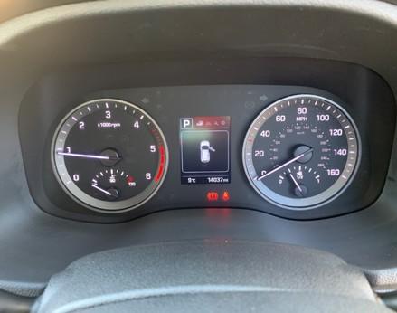 Hyundai Tucson CRDI SE BLUE DRIVE 19