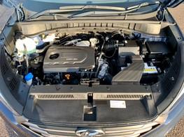 Hyundai Tucson CRDI SE BLUE DRIVE 7