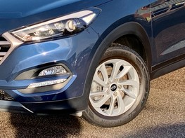 Hyundai Tucson CRDI SE BLUE DRIVE 3