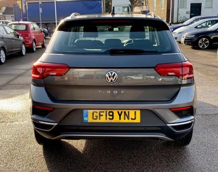 Volkswagen T-Roc SE TDI 55