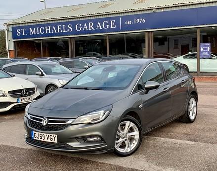 Vauxhall Astra SRI CDTI S/S 1