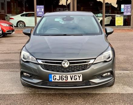 Vauxhall Astra SRI CDTI S/S 5