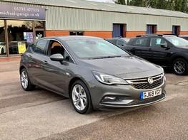Vauxhall Astra SRI CDTI S/S 4