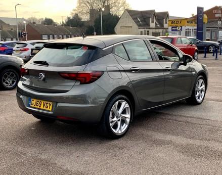Vauxhall Astra SRI CDTI S/S 50