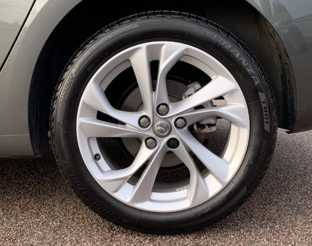 Vauxhall Astra SRI CDTI S/S 14
