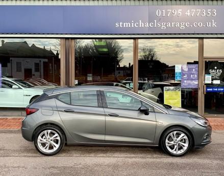 Vauxhall Astra SRI CDTI S/S 10
