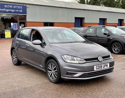 Volkswagen Golf SE NAVIGATION TSI BLUEMOTION TECHNOLOGY 4