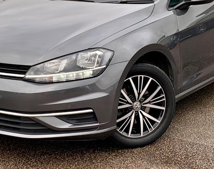 Volkswagen Golf SE NAVIGATION TSI BLUEMOTION TECHNOLOGY 3