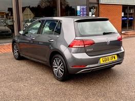 Volkswagen Golf SE NAVIGATION TSI BLUEMOTION TECHNOLOGY 9