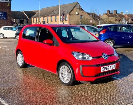 Volkswagen Up MOVE UP 4