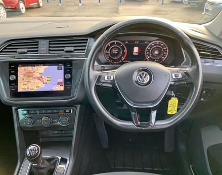 Volkswagen Tiguan SEL TDI BMT 18