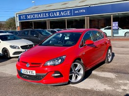 Vauxhall Astra LIMITED EDITION 1