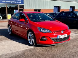 Vauxhall Astra LIMITED EDITION 4