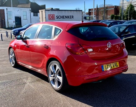 Vauxhall Astra LIMITED EDITION 46