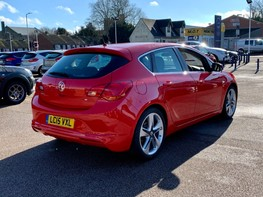 Vauxhall Astra LIMITED EDITION 44