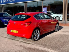Vauxhall Astra LIMITED EDITION 8