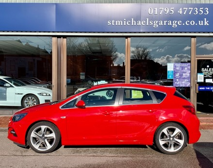 Vauxhall Astra LIMITED EDITION 11