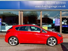 Vauxhall Astra LIMITED EDITION 10