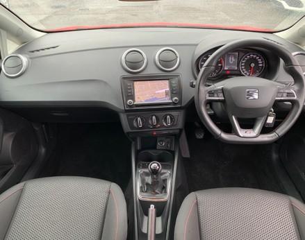 SEAT Ibiza TSI FR TECHNOLOGY 2