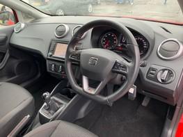 SEAT Ibiza TSI FR TECHNOLOGY 17