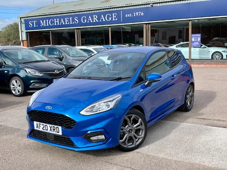 Ford Fiesta ST-LINE EDITION