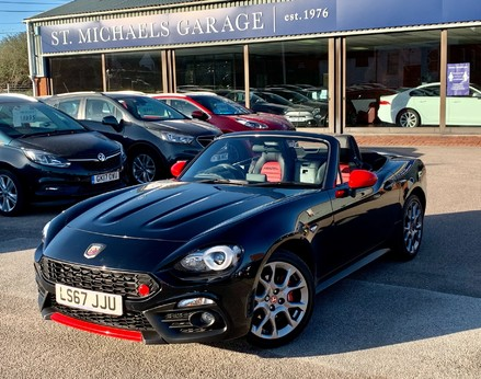 Abarth 124 Spider SPIDER MULTIAIR 1