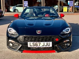 Abarth 124 Spider SPIDER MULTIAIR 5