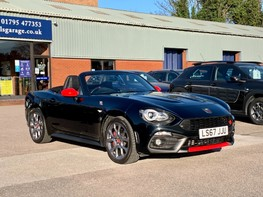 Abarth 124 Spider SPIDER MULTIAIR 4