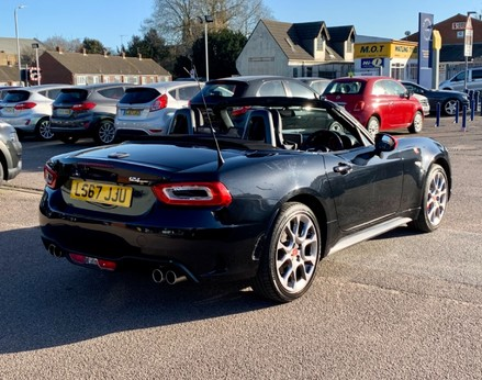 Abarth 124 Spider SPIDER MULTIAIR 55