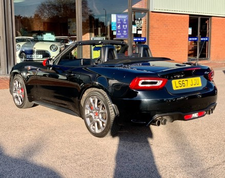 Abarth 124 Spider SPIDER MULTIAIR 9