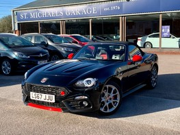 Abarth 124 Spider SPIDER MULTIAIR 52