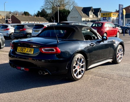 Abarth 124 Spider SPIDER MULTIAIR 60