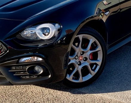 Abarth 124 Spider SPIDER MULTIAIR 3