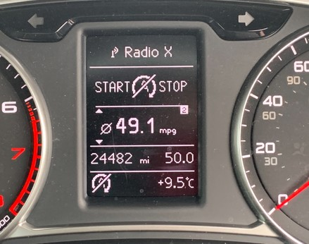 Audi A1 TFSI S LINE 20