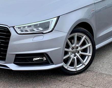 Audi A1 TFSI S LINE 3