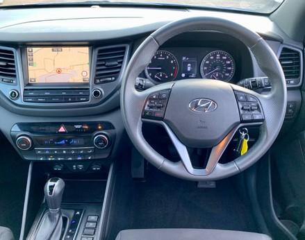 Hyundai Tucson T-GDI GO SE 17